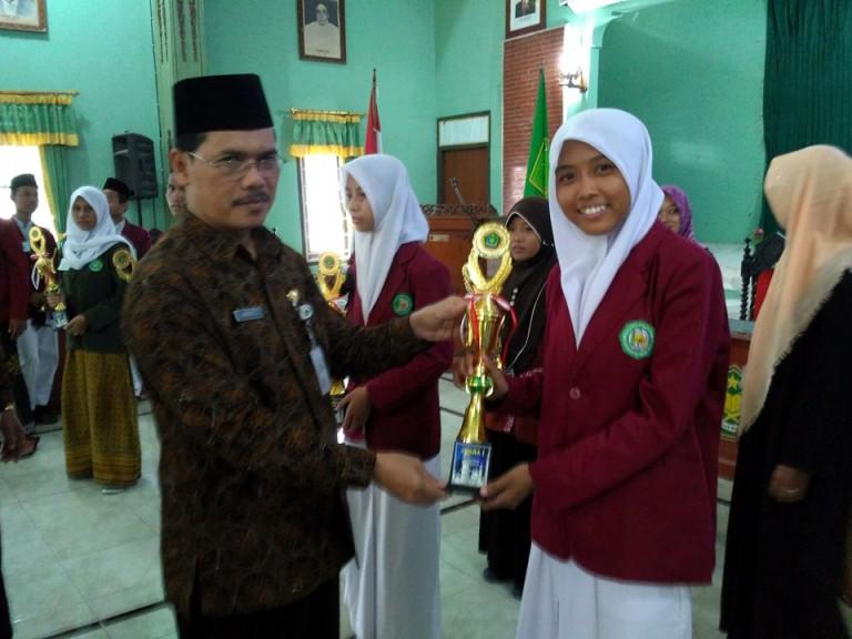 Juara Umum, Tiga Santri Ponpes Balekambang akan Mewakili Jepara pada POSPEDA tingkat Jawa Tengah