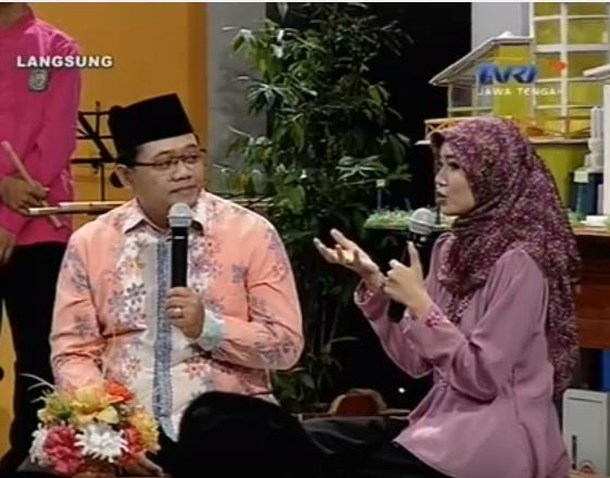 Gelar Karya Santri (TVRI Jawa Tengah)
