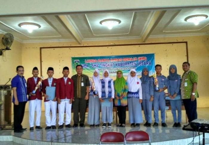 Balekambang Juara 1 Lomba KIR SMK Se-Kabupaten Jepara