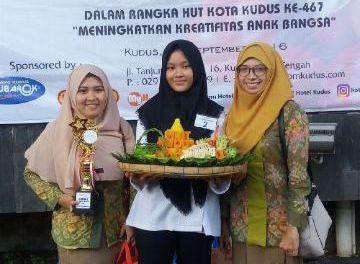 SMK Balekambang Juara I Tumpeng Kreatif Se -Karesidenan Pati