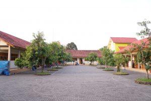 Asrama Santri SMK
